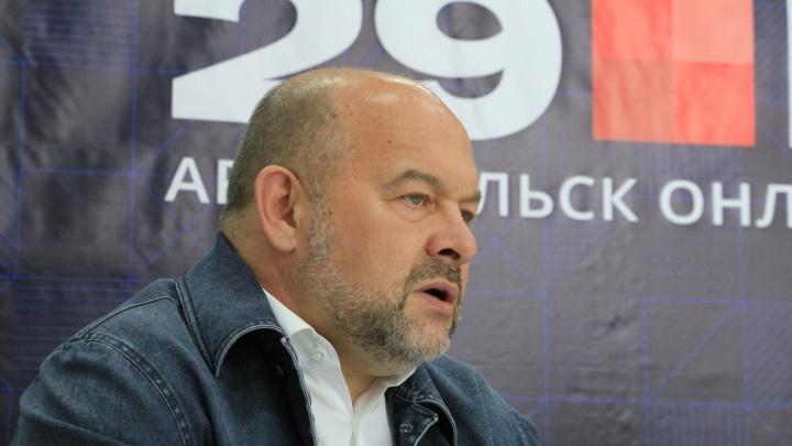 «Губернатор Архангельской области, а не Шиеса»: что говорил Игорь Орлов в последнем интервью 29.RU