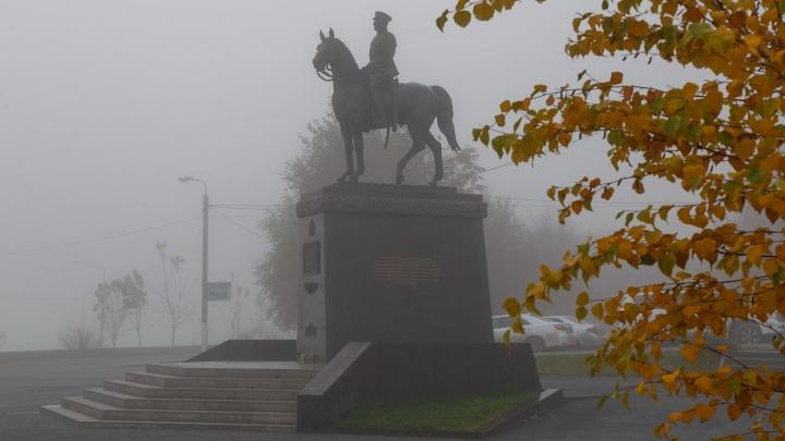 Сыро, зябко и туманно: на Волгоград и область надвигаются заморозки