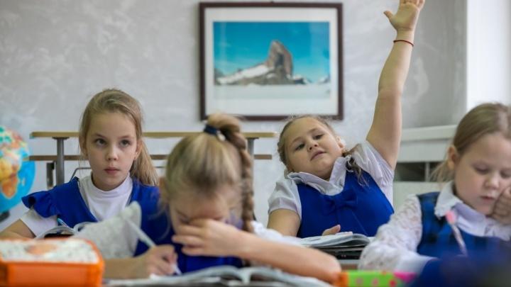 Сосновоборскую школу досрочно закрыли на каникулы из-за вспышки ковида у педагогов