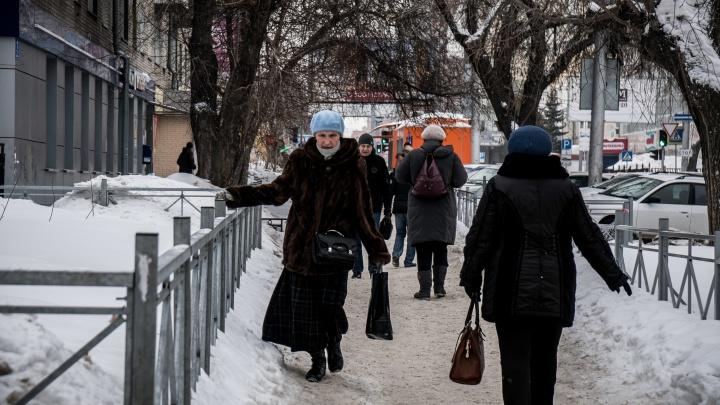 Само растает: Анатолий Локоть отменил в Новосибирске режим ЧС по снегу