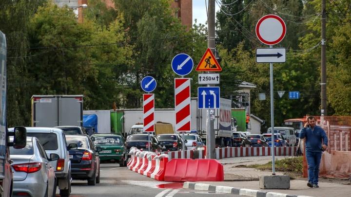 В Нижнем Новгороде отремонтируют 19 участков дорог. Показываем какие