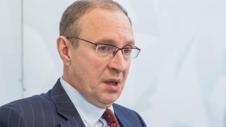 Мэр Перми Дмитрий Самойлов на тренировках к марафону повредил голеностоп
