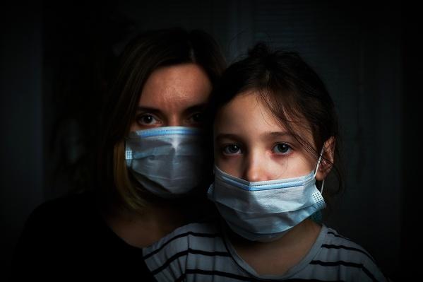 Если вы чувствуете недомогание — носите маску