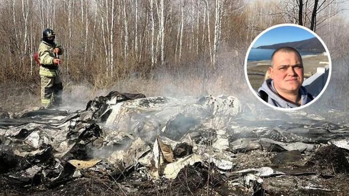 В авиакатастрофе в Хабаровском крае погиб тюменец