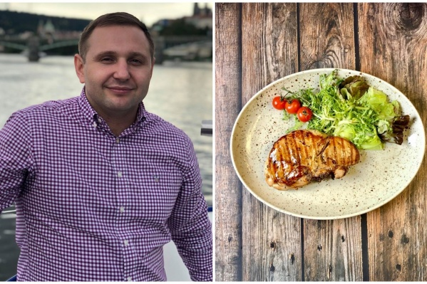 Мартин Калиш развивает три ресторана в Праге