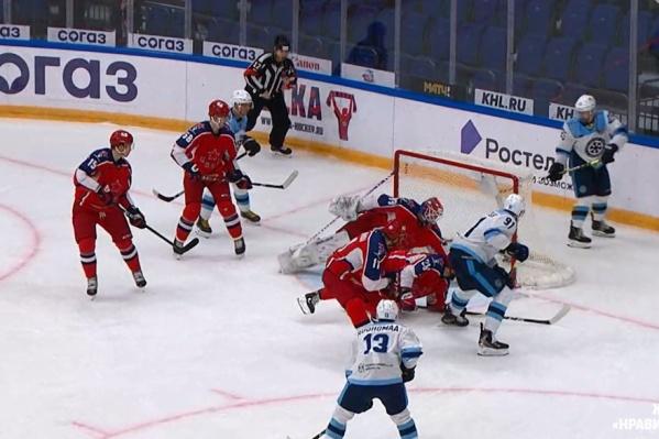 Последний раз ХК «Сибирь» обыгрывал ЦСКА на их территории в 2010 году