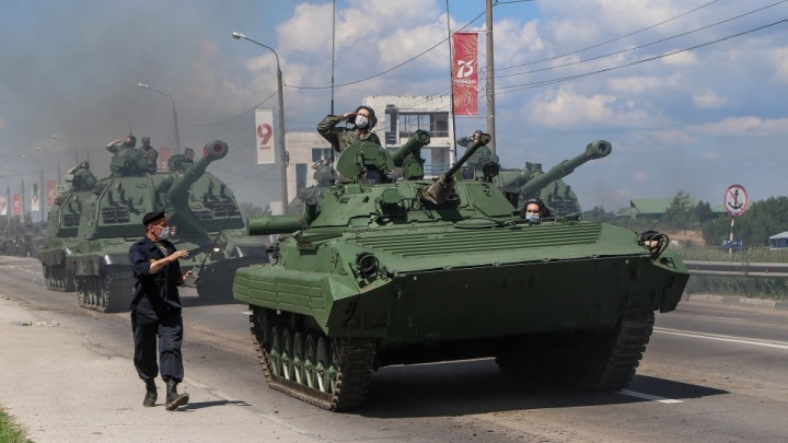 Парад в Москве и «Марш Победы» в Нижнем Новгороде: рассказываем, где смотреть трансляцию торжеств