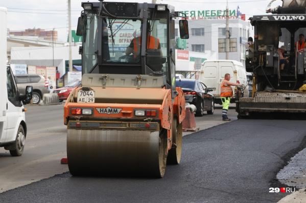 Отремонтируют 19 участков дорог