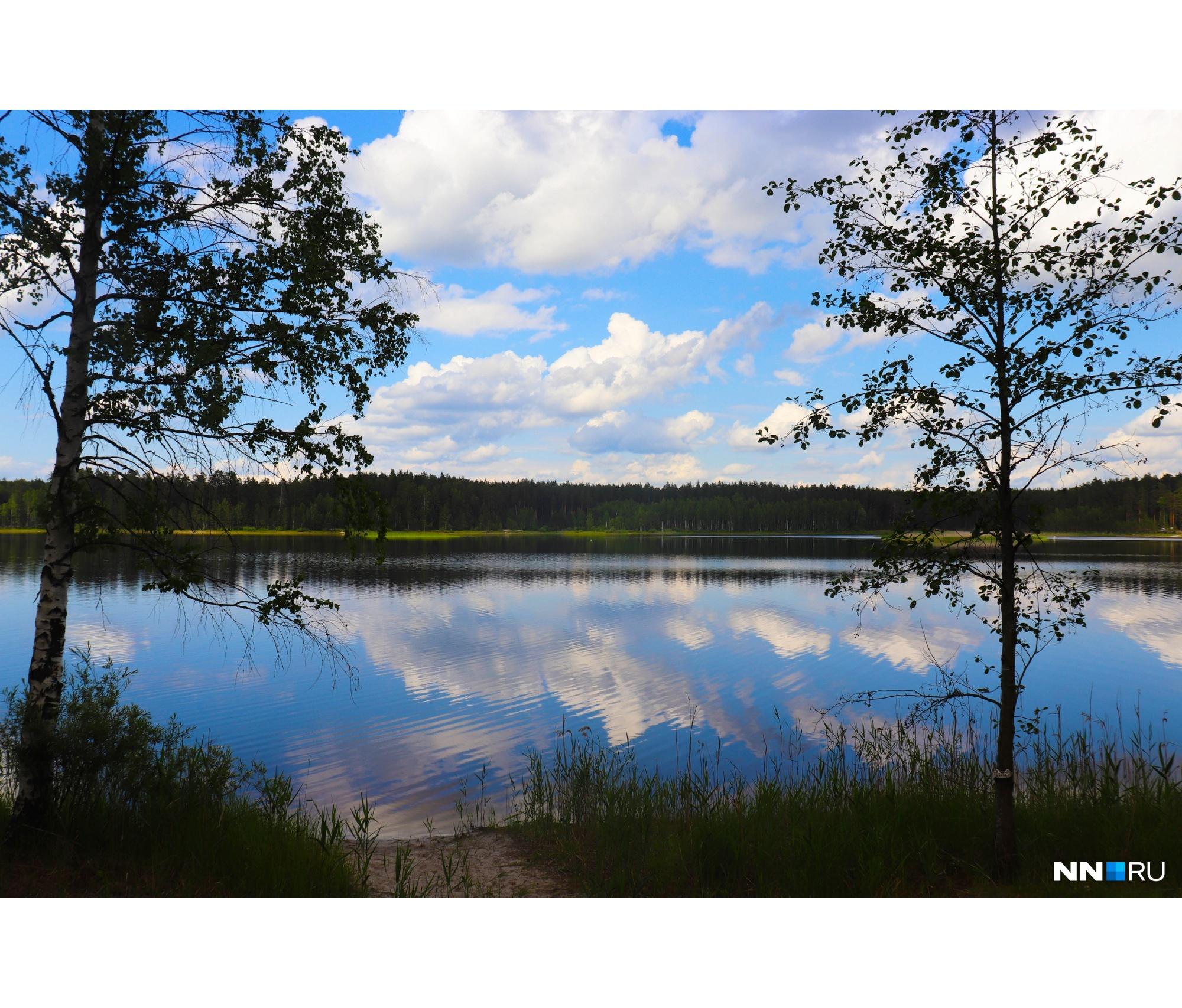 Киркидеево манит туристов и любителей тихого отдыха на природе