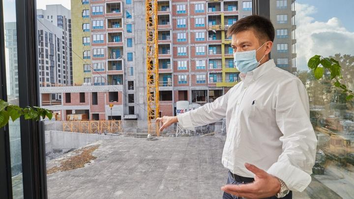«Есть в пандемии и плюсы»: уральский девелопер — о том, что строили в кризис
