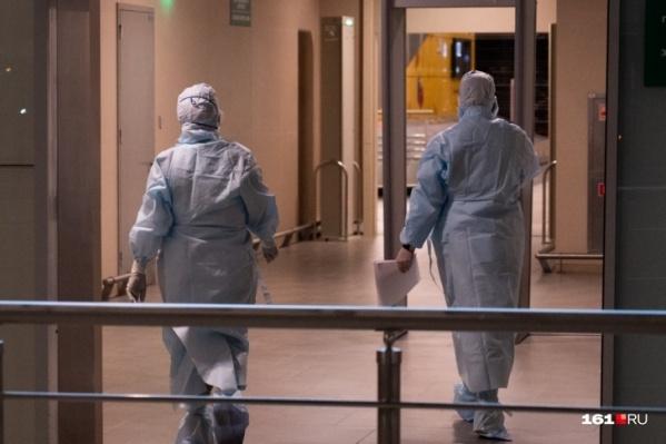 Всего в России 9268 новых случаев заболевания коронавирусом<br>