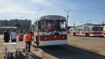Культура общения и мастерство вождения: в Самаре пройдет конкурс водителей троллейбусов