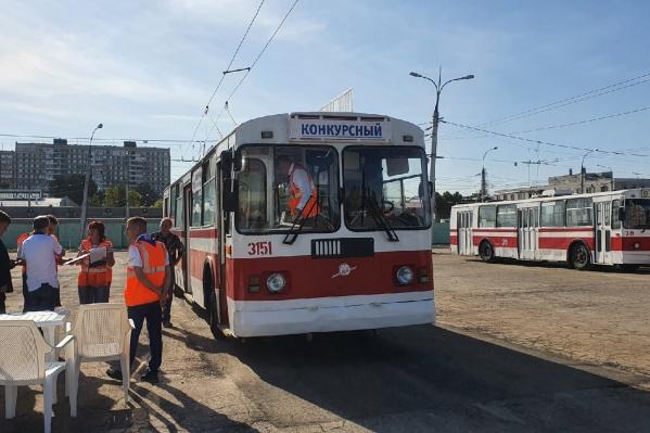 В Самаре уже отобрали водителей, которые будут представлять город на этом конкурсе
