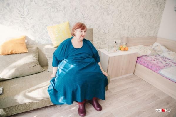 Что происходит сейчас в жизни Любови Нурдиновой — неизвестно. Мы попытались ее навестить, но она не открыла нам двери