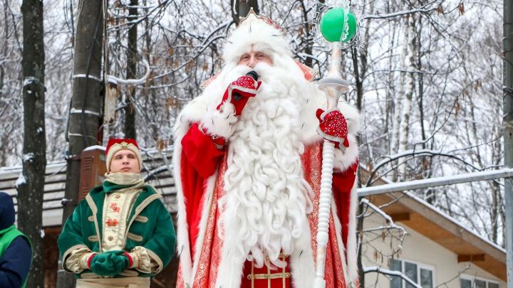 Главный Дед Мороз не приедет в Нижний Новгород из-за коронавируса