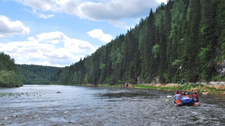 В Пермском крае разрешили активный и экологический туризм
