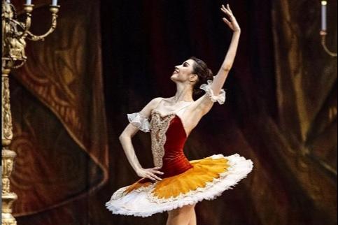 Девушка является одной из лучших балерин самарского театра