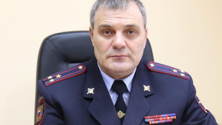 Скончался замначальника полиции Тюменской области