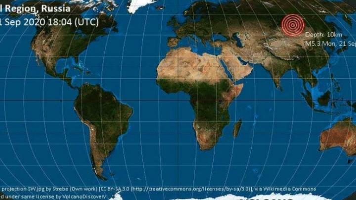 Сейсмолог: землетрясение на Байкале дотянулось до Красноярского края, но его не почувствовали