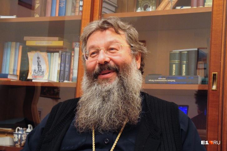 Отец Серафим предполагает, что скандал вокруг отца Сергия — удар по репутации митрополита Кирилла