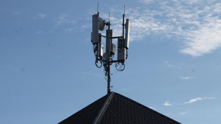 Tele2 увеличила количество базовых станций 4G в Курганской области на 45%