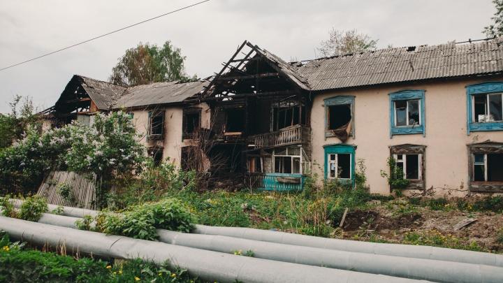 «Мы боимся сгореть ночью»: последние жители Камчатской просят спасти их от участившихся пожаров