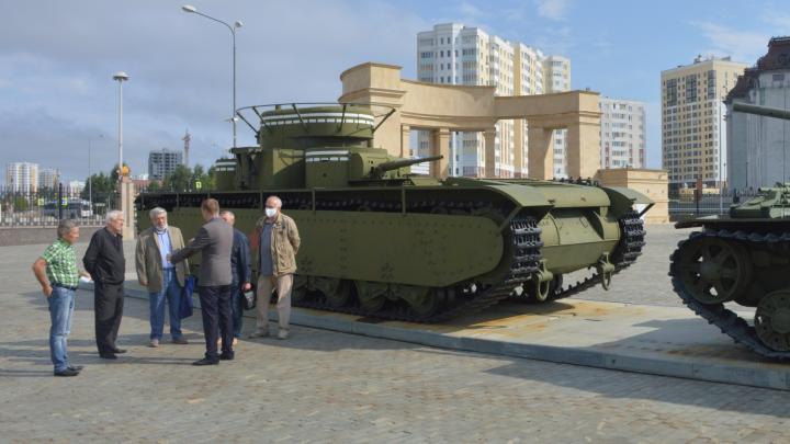 Свердловские ветераны полиции договорились о сотрудничестве с коллегами из Удмуртии