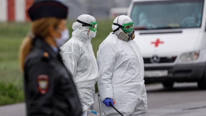 «Казенные заражения»: очаги коронавируса в интернатах и больницах ухудшили статистику по Волгоградской области