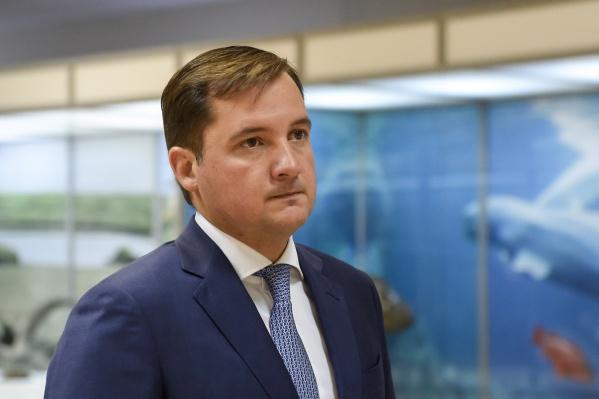Врио губернатора Архангельской области назначен губернатор НАО Алексаднр Цыбульский, сообщает ТАСС