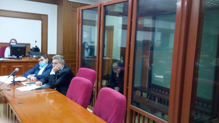 Уктусский стрелок проспал всё заседание суда, на котором рассматривали видеодоказательства