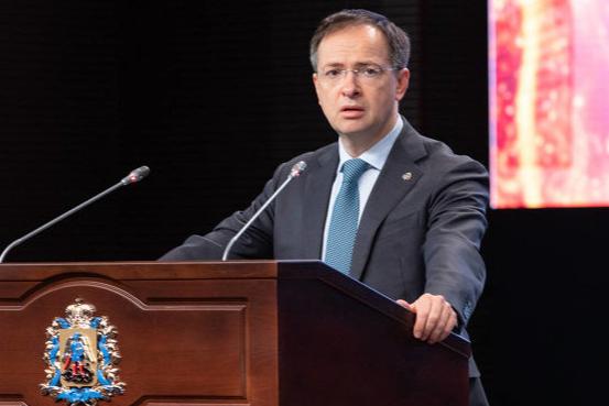 Мединский отказался комментировать состояние системы высшего образования в России