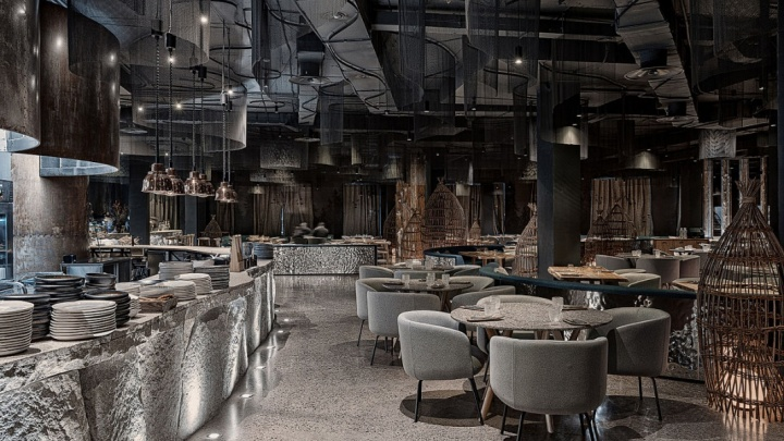 Красноярский ресторан попал в список восьми лучших по дизайну в Европе