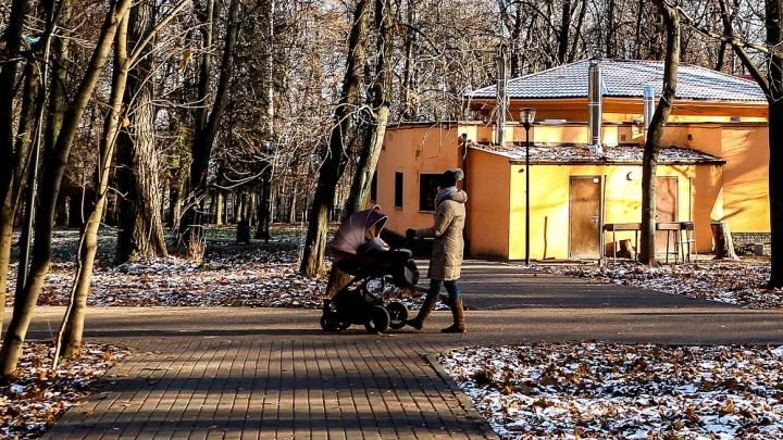 Прогноз погоды: в выходные нижегородцев ждет легкий мороз
