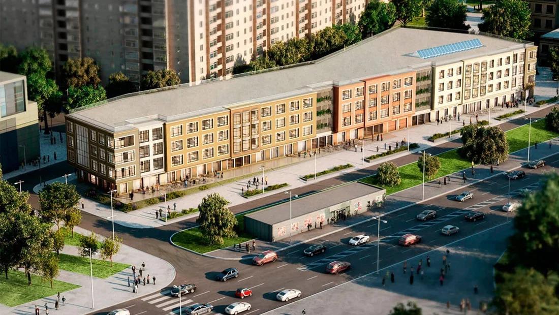 «Единые решения» строили в Москве апарт-отель «Лаврский»