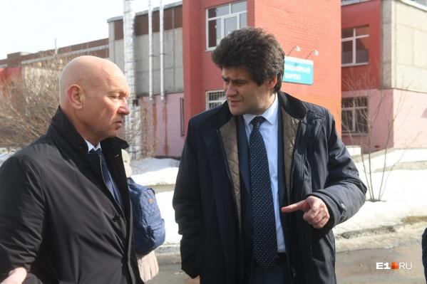 Высокинский заявил, что в городе закупили аппараты ИВЛ