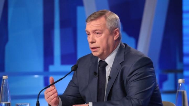 Донской губернатор рассказал о возможном снятии ограничений