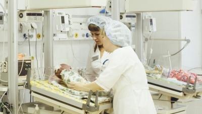 В Тюмени недоношенный ребенок родился с сердцем в животе