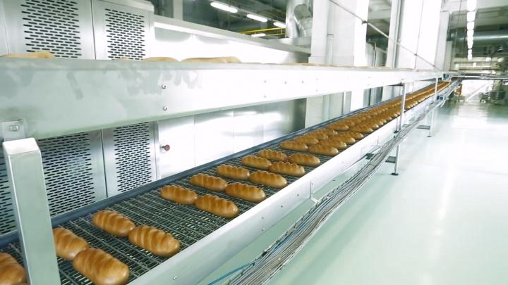 На «Первом хлебокомбинате» запустят новую индустриальную линию по производству батонов