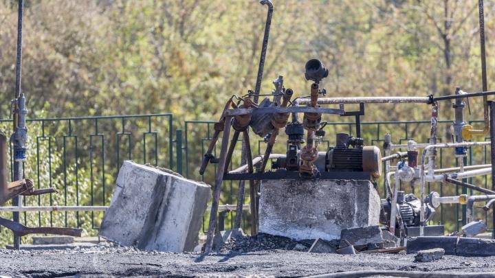 Там все еще опасно: в Волгограде вторые сутки травят газ из резервуаров взорвавшейся заправки