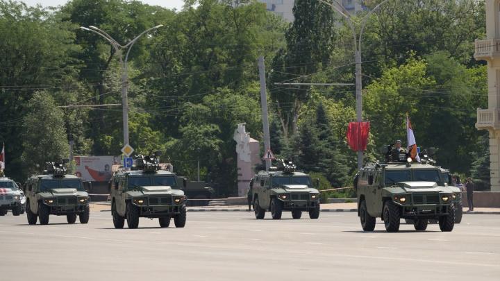 Центр Ростова из-за Дня Победы три дня подряд будут закрывать для машин