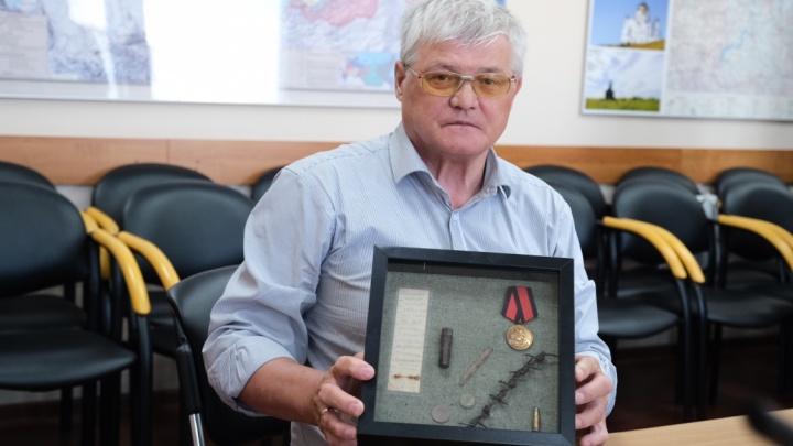 Под Тверью нашли останки красноармейца из Молотовской области, пропавшего 77 лет назад