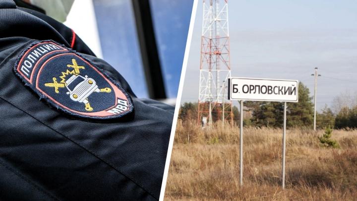 Следователи возбудили уголовное дело на подполковника МВД из-за расстрела людей в Борском районе