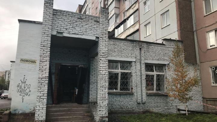 В Красноярске один человек пострадал при взрыве газа в жилом доме