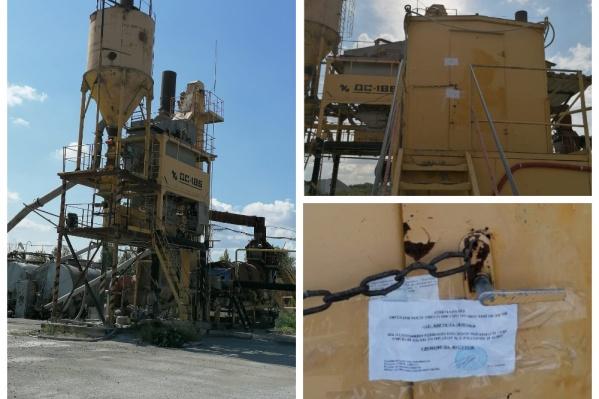 На выбросы завода в июне жаловались местные жители