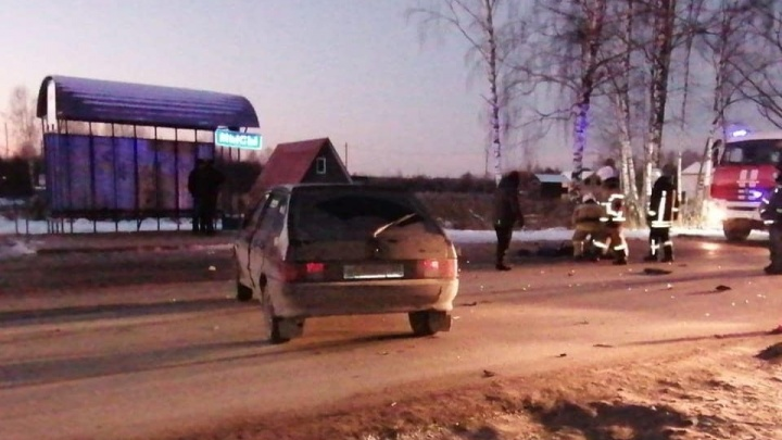В Прикамье женщина погибла под колесами ВАЗа