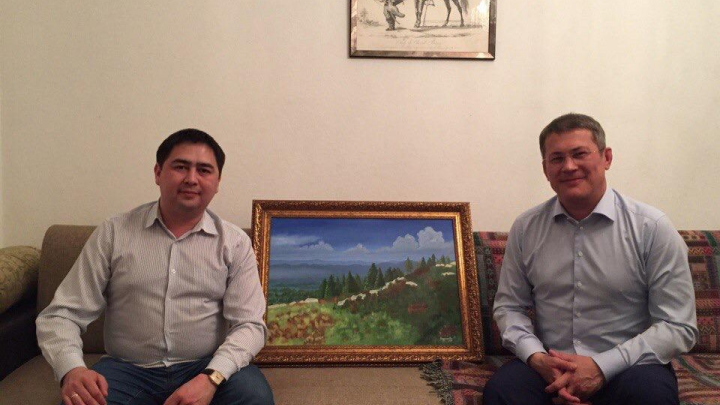 Радий Хабиров назначил себе нового помощника из Москвы