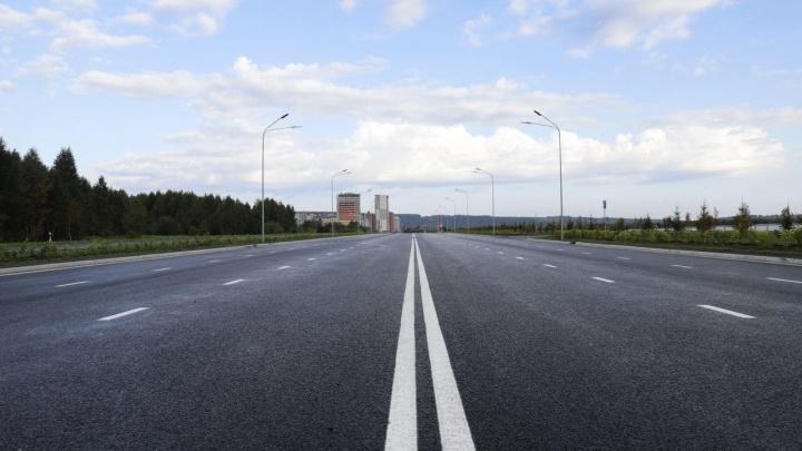В Кемерово открыли новую дорогу. Ее строительство обошлось почти в400миллионов