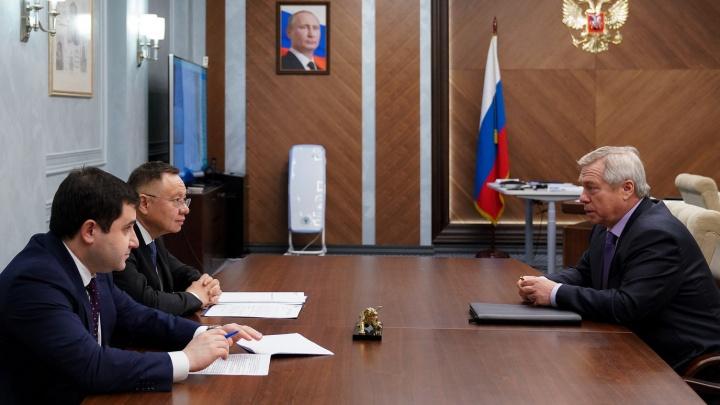 Голубев попросил 5 миллиардов на обновление канализации в Ростове. Чтобы строить больше жилья