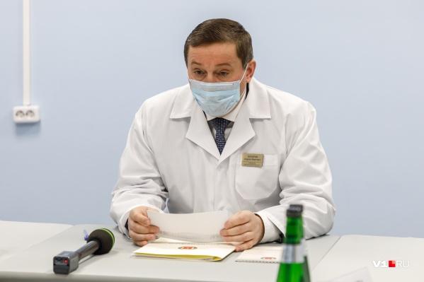 Андрей Бочаров заявил о постепенной стабилизации ситуации