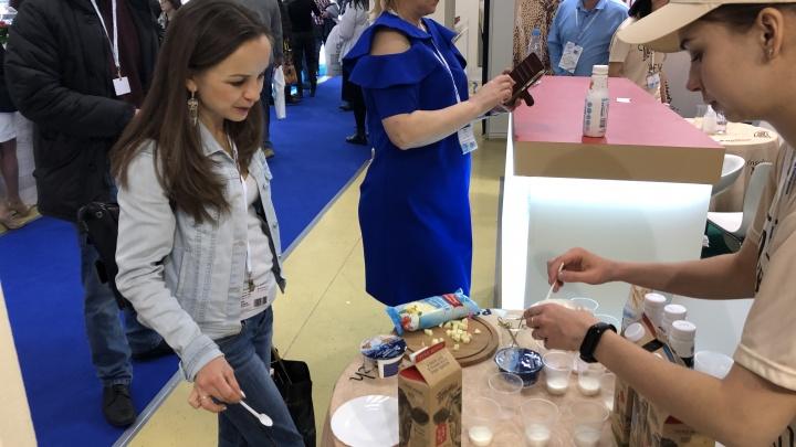 Молочная продукция торговой марки «Первый Вкус» получила золотые медали выставки«Продэкспо-2020»